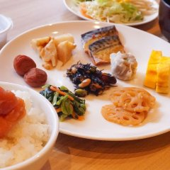 Отель Smile Hakata Ekimae Хаката питание фото 3
