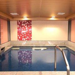 Отель Hokke Club Fukuoka Хаката бассейн