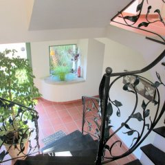 Отель Chambre d'hôtes Serenita di Giacometti интерьер отеля