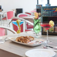Отель Euro Club Hotel Мальта, Каура - отзывы, цены и фото номеров - забронировать отель Euro Club Hotel онлайн питание фото 3