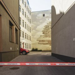 Апартаменты Riga Lux Apartments - Ernesta фото 4