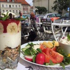 Oki Doki Old Town Hostel Варшава питание