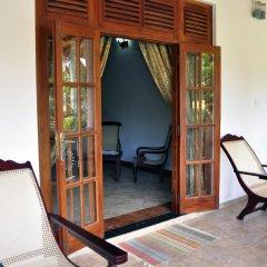 Отель Chami Villa Bentota Шри-Ланка, Бентота - отзывы, цены и фото номеров - забронировать отель Chami Villa Bentota онлайн балкон