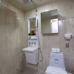 Отель Daewoo Inn Южная Корея, Сеул - отзывы, цены и фото номеров - забронировать отель Daewoo Inn онлайн ванная фото 2