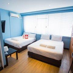 Отель Nida Rooms Silom 19 Orchid Residence At The Mix Silom Бангкок комната для гостей фото 5