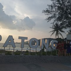 Отель Inspira Patong бассейн