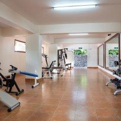 Отель Sunny Beach Resort Фантхьет фитнесс-зал фото 4