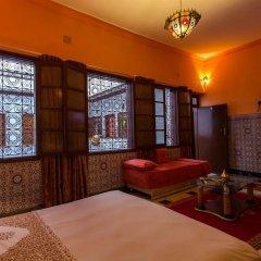 Отель Dar Ahl Tadla Марокко, Фес - отзывы, цены и фото номеров - забронировать отель Dar Ahl Tadla онлайн комната для гостей фото 5
