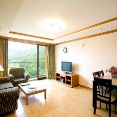 Отель Welli Hilli Park Южная Корея, Пхёнчан - отзывы, цены и фото номеров - забронировать отель Welli Hilli Park онлайн комната для гостей фото 2