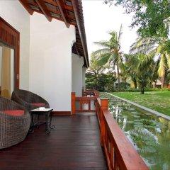 Отель Palm Garden Beach Resort And Spa Хойан балкон