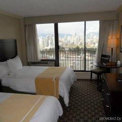 Отель Park Inn & Suites by Radisson, Vancouver Канада, Ванкувер - отзывы, цены и фото номеров - забронировать отель Park Inn & Suites by Radisson, Vancouver онлайн комната для гостей фото 5