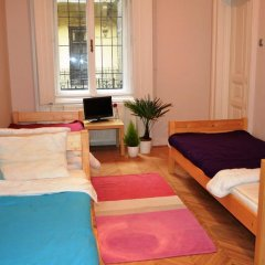 Отель Motel California Будапешт комната для гостей
