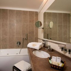 National Hotel ванная