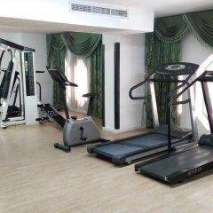 Отель Royal Crown Hotel Sharjah ОАЭ, Шарджа - отзывы, цены и фото номеров - забронировать отель Royal Crown Hotel Sharjah онлайн фитнесс-зал фото 4