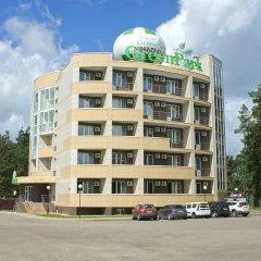 Гостиница Green Park в Калуге 11 отзывов об отеле, цены и фото номеров - забронировать гостиницу Green Park онлайн Калуга фото 10
