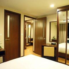 Отель Kris Residence Патонг комната для гостей
