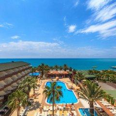 Galeri Resort Hotel – All Inclusive Турция, Окурджалар - 2 отзыва об отеле, цены и фото номеров - забронировать отель Galeri Resort Hotel – All Inclusive онлайн пляж