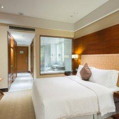 Отель Crowne Plaza Chongqing Riverside комната для гостей фото 2