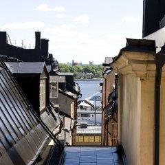 Апартаменты Residence Perseus Apartments Стокгольм приотельная территория