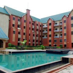 Отель Hawthorn Suites By Wyndham Abuja с домашними животными