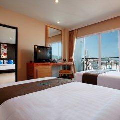 Отель Andakira Hotel Таиланд, Пхукет - отзывы, цены и фото номеров - забронировать отель Andakira Hotel онлайн балкон