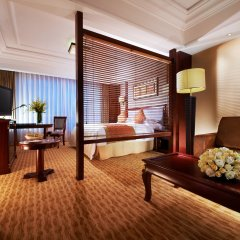 Отель Crowne Plaza City Center Ningbo сауна