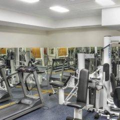 Гостиница Петро Палас фитнесс-зал фото 2