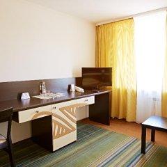 Парк Сити Отель 4* Стандартный номер с разными типами кроватей фото 10