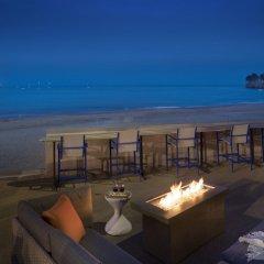 Отель Dream Inn Santa Cruz пляж фото 2