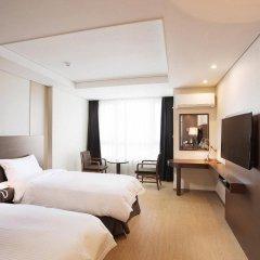 Crown Harbor Hotel Busan комната для гостей фото 5