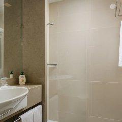 Отель Lisboa Central Park Португалия, Лиссабон - 2 отзыва об отеле, цены и фото номеров - забронировать отель Lisboa Central Park онлайн ванная фото 2