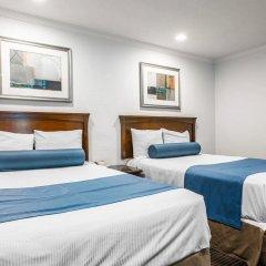 Отель Rodeway Inn & Suites Pacific Coast Highway США, Лос-Анджелес - отзывы, цены и фото номеров - забронировать отель Rodeway Inn & Suites Pacific Coast Highway онлайн комната для гостей фото 2