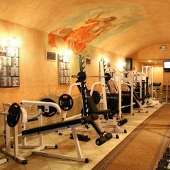 Отель Swing City Венгрия, Будапешт - 6 отзывов об отеле, цены и фото номеров - забронировать отель Swing City онлайн фитнесс-зал фото 4