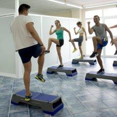 Отель Amoros фитнесс-зал