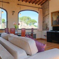 Отель Torre Bella Италия, Сан-Джиминьяно - отзывы, цены и фото номеров - забронировать отель Torre Bella онлайн комната для гостей фото 3