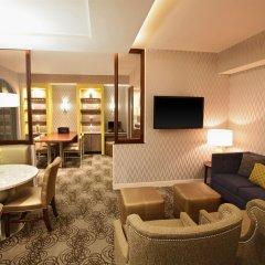 Отель Sheraton Suites Columbus США, Колумбус - отзывы, цены и фото номеров - забронировать отель Sheraton Suites Columbus онлайн интерьер отеля фото 3