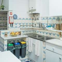 Nook Lisbon Hostel Лиссабон питание фото 3