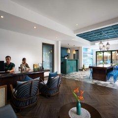 Отель The Blue Alcove Хойан интерьер отеля