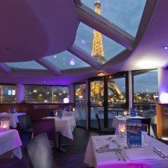 Отель VIP Paris Yacht Hotel Франция, Париж - отзывы, цены и фото номеров - забронировать отель VIP Paris Yacht Hotel онлайн питание фото 2
