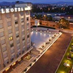 Отель Nilhotel вид на фасад