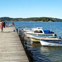 Отель 4 Person Holiday Home in Ljungskile Швеция, Юнгшиле - отзывы, цены и фото номеров - забронировать отель 4 Person Holiday Home in Ljungskile онлайн пляж