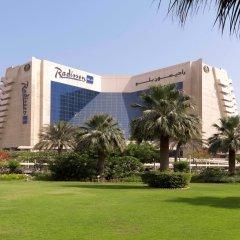 Отель Radisson Blu Resort, Sharjah фото 14