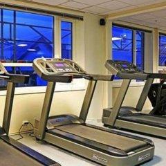 Отель Clarion Edge Тромсе фитнесс-зал фото 3