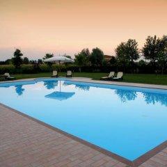 Отель Cà Rocca Relais Италия, Монселиче - отзывы, цены и фото номеров - забронировать отель Cà Rocca Relais онлайн бассейн фото 2