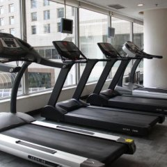 Beijing Landmark Hotel фитнесс-зал фото 3