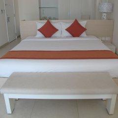Nhi Phi Hotel комната для гостей фото 3