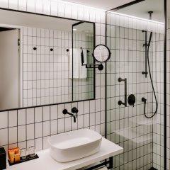 Отель Vienna House Mokotow Warsaw Польша, Варшава - 1 отзыв об отеле, цены и фото номеров - забронировать отель Vienna House Mokotow Warsaw онлайн ванная