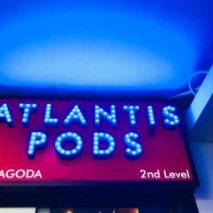 Отель Atlantis Pods at Chinatown Сингапур городской автобус