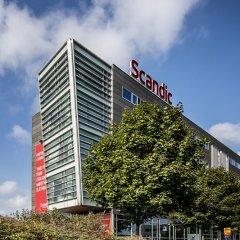 Hotel Scandic Sluseholmen Копенгаген фото 7