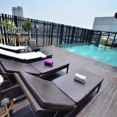 Отель H-Residence бассейн